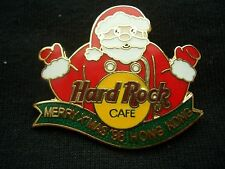 HRC Hard Rock Cafe Hong Kong Christmas 1998 Santa