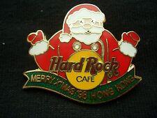 HRC Hard Rock Cafe Hong Kong Christmas 1998 Santa XL Fotos