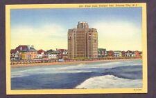 Ventnor Pier ATLANTIC CITY NEW JERSEY Postcard