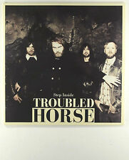 Troubled Horse Step Inside (Ltd Edtn Red Vinyl-only 300 pressed!) New & Sealed