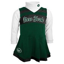 New York NY Jets CHEERLEADER nfl NFLPA Dress INFANT BABY NEWBORN Jersey 18M