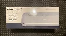 New ListingCricut Maker 3 Die Cutting Machine - 2008334 Sealed! New!🎨🎫🎟🧩📜⠜'ï¸�🔖
