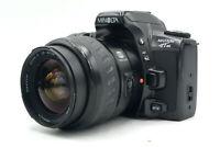 Minolta Maxxum HTsi Auto Focus 35mm SLR Camera + Choice of Lenses (e.g. 35-80mm)