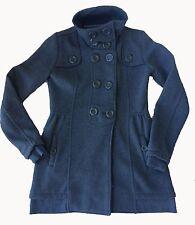 Cappotto donna Coat tg 44 /M colore grigio  doppio petto