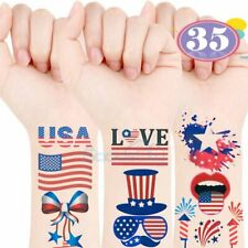 30 Styles Temporary Tattoo Stickers Waterproof Arm Body Art Fake Colorful Tattoo