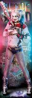 DP0540 SUICIDE SQUAD Harley Quinn  Door Poster 53 x 158cm