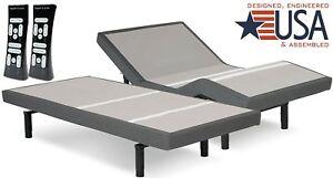Leggett & Platt Scape 2.0 Split California King Adjustable Base Beds -CLOSE OUT!