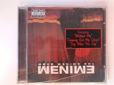 EMINEM CD THE EMINEM SHOW - WHITOUT ME  CLEANING OUT MY CLOSET SAY WHAT YOU SAY