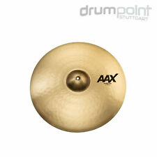 "Sabian AAX 21"" Medium Ride Cymbal Becken Drums Schlagzeug Brilliant  SONDERPREIS"