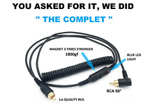 """New listing Magnetic cord for heated shield visor """"The Complete"""""""