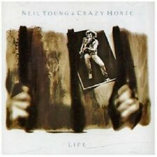 NEIL YOUNG & CRAZY HORSE - LIFE  CD  9 TRACKS COUNTRY ROCK & POP  NEW+