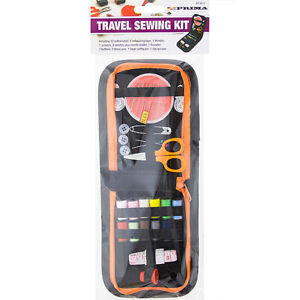 Portable Travel Small Home Sewing Kit Handy Case Needle Thread Scissor Set 3