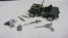 G1 Transformer Hound with Accessories