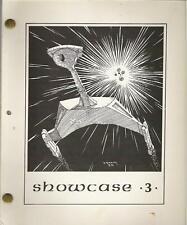 STAR TREK Fanzine SHOWCASE #3