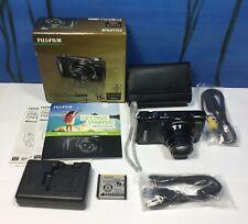 Fujifilm FinePix F500 EXR 16MP Black Compact Camera
