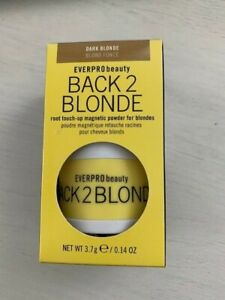 EVERPRO BEAUTY BACK 2 BLONDE ROOT TOUCH-UP MAGNETIC POWDER DARK BLONDE 3.7G