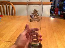 Hofbrau Weisse 9 inch tall beer glass Tumbler 0.5L German