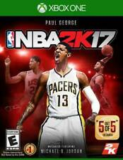 NBA 2K17 Standard Edition - Xbox One - Video Game By Take 2 - GOOD