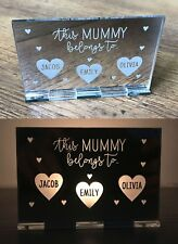 Personalised Mothers Day Gifts For Her Mum Mummy Grandma Nan Candle Holder Gifts