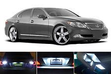 LED for Lexus LS  Xenon White LED License Plate/Tag LED Lights Bulbs (2 pcs)