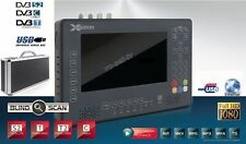 Amiko X-Finder v2, combi satfinder s/s2/c/t/t2 (SAT, cable, dvb-t/t2)