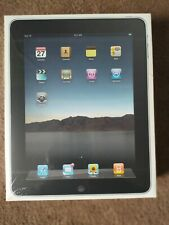 Apple iPad 1st Gen. 16GB, Wi-Fi, 9.7in - A1219 - RARE NEW UNOPENED SEALED