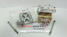 Toyota Sienna 2004 - 2010 3.3L Engine Mount Bracket Kit w/ Bolts Genuine OEM