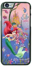 Disney Little Mermaid Ariel Phone Case for iPhone X 8 PLUS Samsung Google LG etc