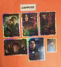 5 LIMITED EDITION XXL HARRY POTTER MANUALE DI FIG.X MAGHI E STREGHE PANINI 2021
