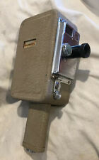 Vintage 8mm Movie Camera British Colony Hong Kong *Cleaned & TESTED