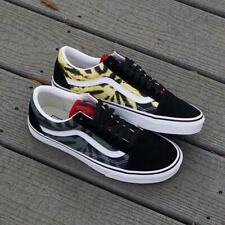 Vans OLD SKOOL Tie Dye Multi/Black Men's Skate Shoes Size 9