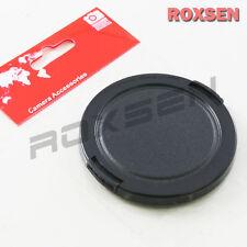 52mm Pro Clipsage Facile Couvre-objectif Snap-on Lens Cap pour Canon Nikon Sony