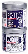 1/2 LB PC11 WHITE EPOXY CEMENT,PASTE MARINE GRADE