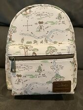 Loungefly Disney Winnie the Pooh Hundred Acres Mini Backpack
