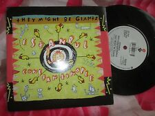 They Might Be Giants  Istanbul (Not Constantinople) EKR UK 7inch 45 Vinyl Single