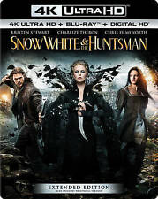 Snow White and the Huntsman: 4K HDR ULTRA HD & BLU-RAY 2-DISC W/ SLICPOVER NO DC