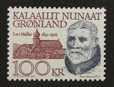 Greenland #249 Mnh. Vf centering. $35.00 Cv.