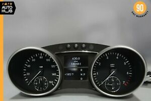 06-08 Mercedes X164 GL450 ML350 Instrument Speedometer Cluster 1645408847 140k