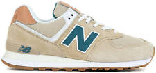 New Balance NB 574 Men's Classic Sneakers Lifestyle Shoes Beige ML574TYC