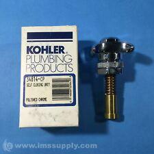 Kohler 34814-CP Self Closing Unit, Polished Chrome FNOB