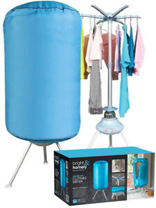 Portable Electric Clothes Dryer Indoor Home Dorms Buddy Best Hot Air Machine Dri