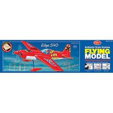 GUILLOWs Edge 540 Stunt 703 Balsa Aircraft Aircraft 1:14 Flying Model Kit