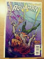 AQUAMAN [MONSTERS OF THE MONTH VARIANT] VF+ DC PA11-98