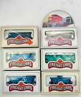 N scale Bachmann freight cars in box lot of 6