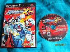 Mega Man X8 (Sony PlayStation 2) action shooter game PS2 classic Rare!