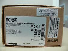 Shure MX202 B/C Microflex Overhead Mic., New In Sealed Box
