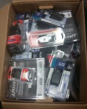 WHOLESALE LOT OF 56 FLIP PHONE HOLSTERS/ACCESORIES for LG, Moto, Samsung(P/F)(L1