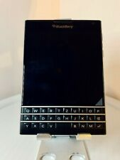 New BlackBerry Passport -BLACK-  32GB (Unlocked) +-ON SALE-- !!
