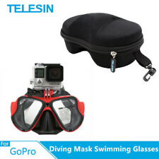 Diving Mask Scuba Snorkel Swimming Goggles Glasses for GoPro Hero 4 3+ 3  Xiaomi