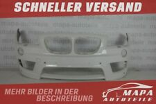 BMW X1 E84 M-PAKET Bj. ab 2009 Stoßstange Vorne Orig. (SRA PDC) Versand M-SPORT